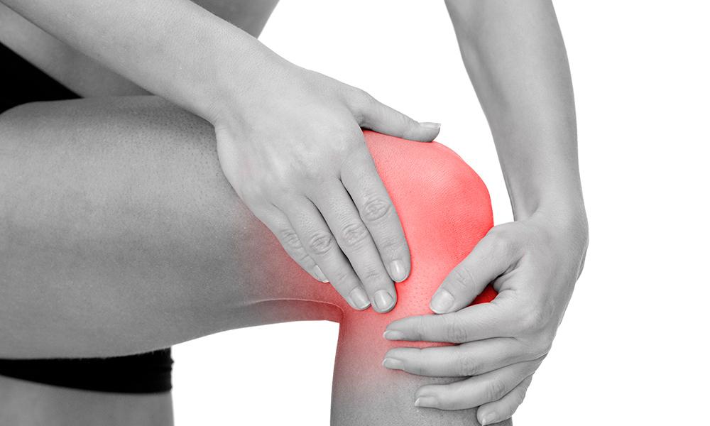 Что делать при хрусте коленей