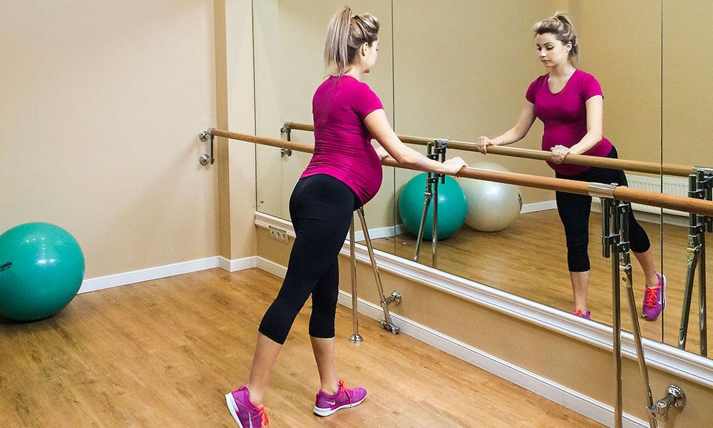 спортивная нагрузка зависит от срока беременности