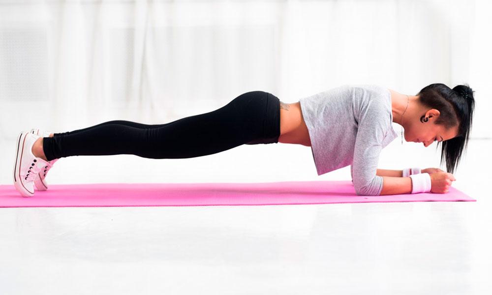 Польза от упражнения планка
