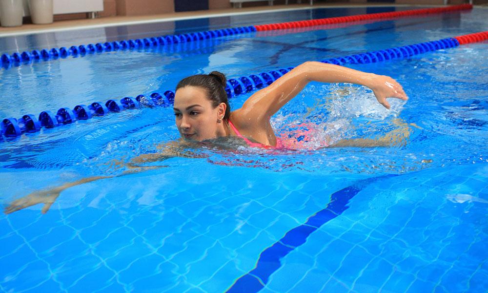 Кардиотренировка Плавание