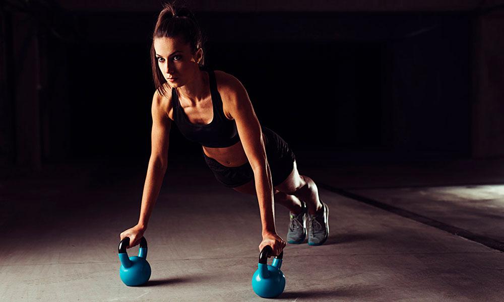 Домашние CrossFit тренировки