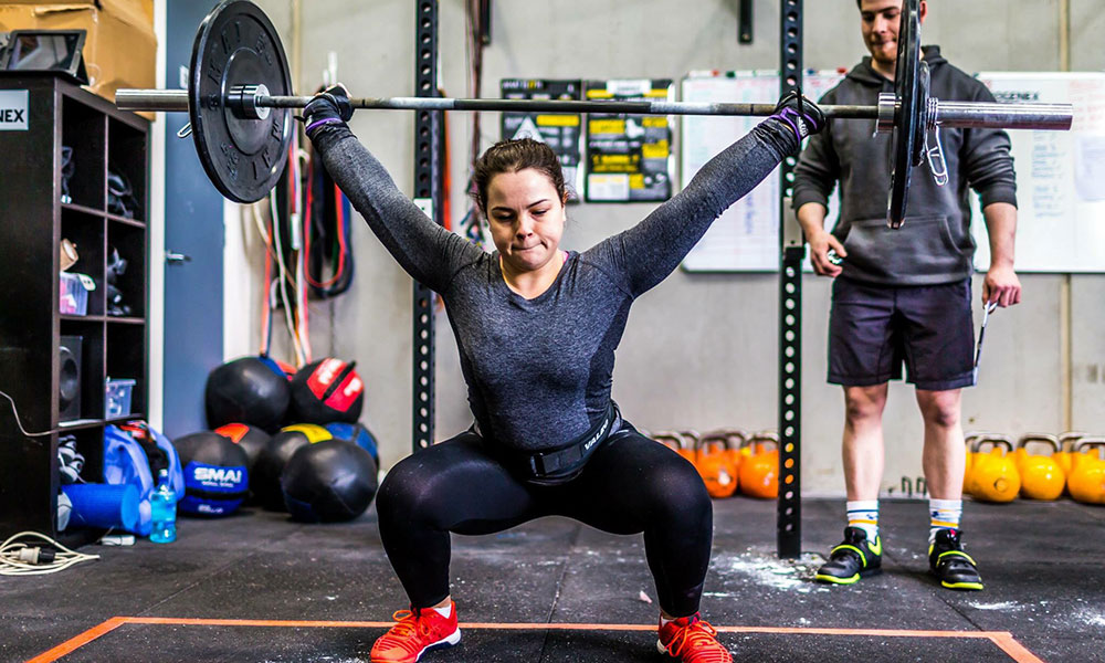 Программа тренировок Энжи, Angie